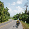 Making our way through Ranong Province