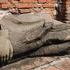 Headless Buddhas at Wat Mahathat, Ayutthaya