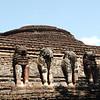 Wat Changrop, Kamphaneg Phet Historical Park