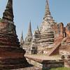 Wat Phra si Samphet, Ayutthaya