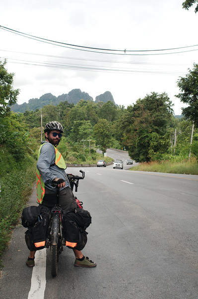 One more climb between Doi Muser and Mae Sot