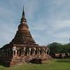 Wat Sorasak, Sukhothai Historical Park