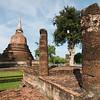 Wat Chana Songkhram, Sukhothai Historical Park
