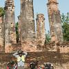 Wat Tuk, Sukhothai Historical Park