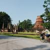 Wat Mangkorn, Sukhothai Historical Park