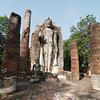 Wat Saphan Hin, Sukhothai Historical Park