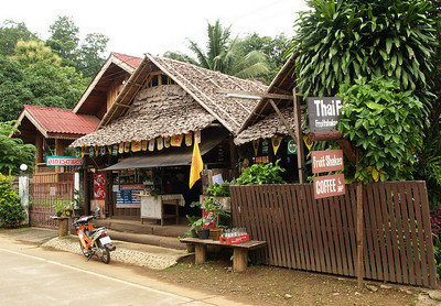 Small resteaurant with good food