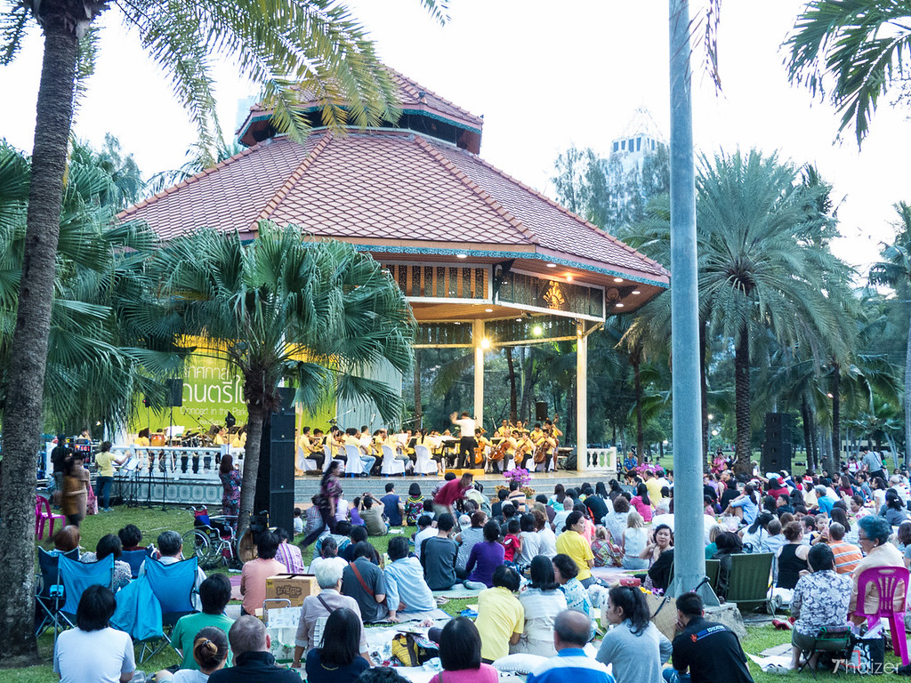 Concert in the Park, Bangkok