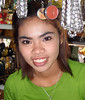 Pretty girl at Nakhon Si Thammarat, December 2006