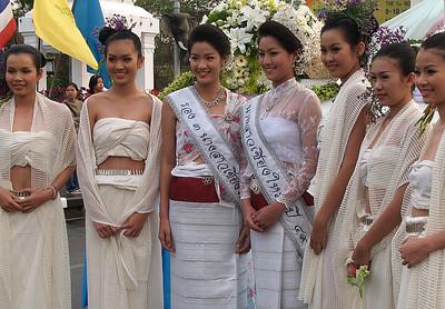 Flower Festival, Chiang Mai, Thailand