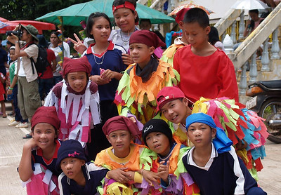 Most of the festivals are extreamly colorful.