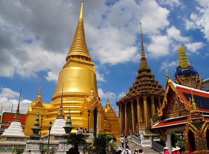 Places to visit in Bangkok, Thailand and take photos