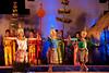 Performance of the Vessantara Jataka. Roi-Et