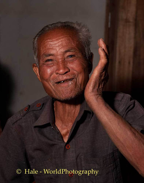 Man Chewing Betel-Nut