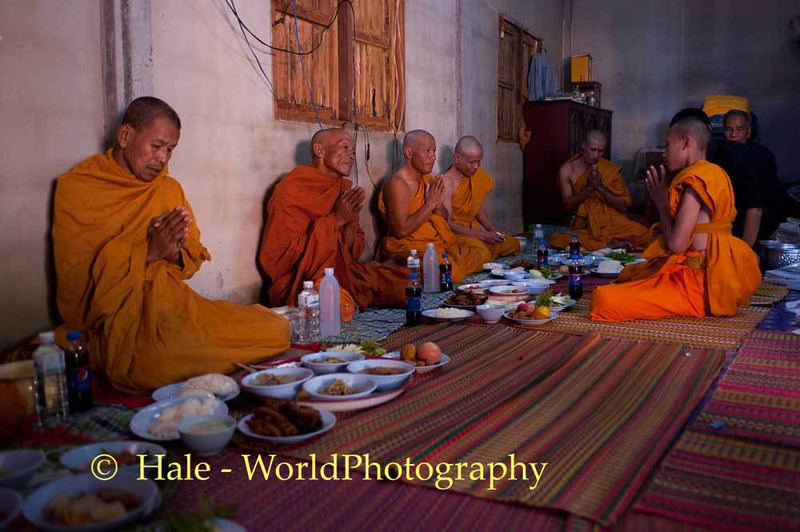 Monks In the Home