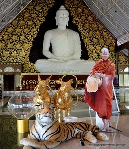 Wat Pa Huai Lat Temple (วัด ป่า ห้วย ลาด) - June 2016