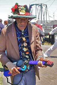 Street Entertainer, New Oreleans, LA