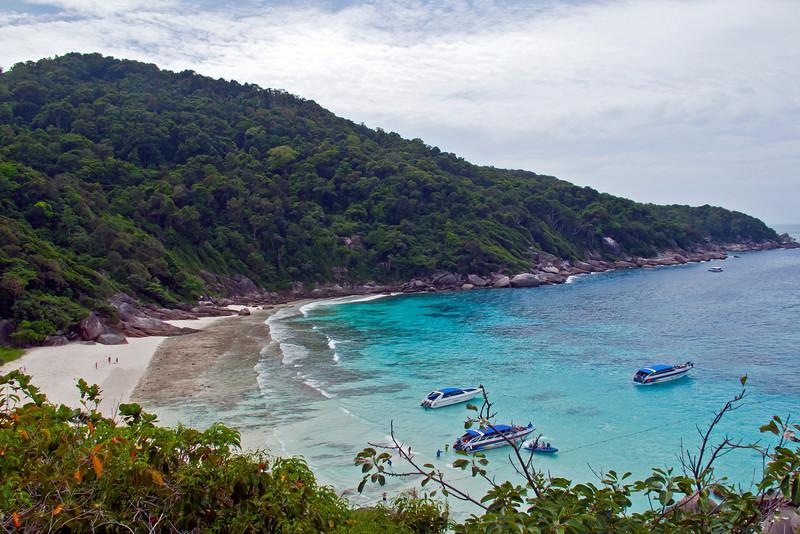 Similan island #8