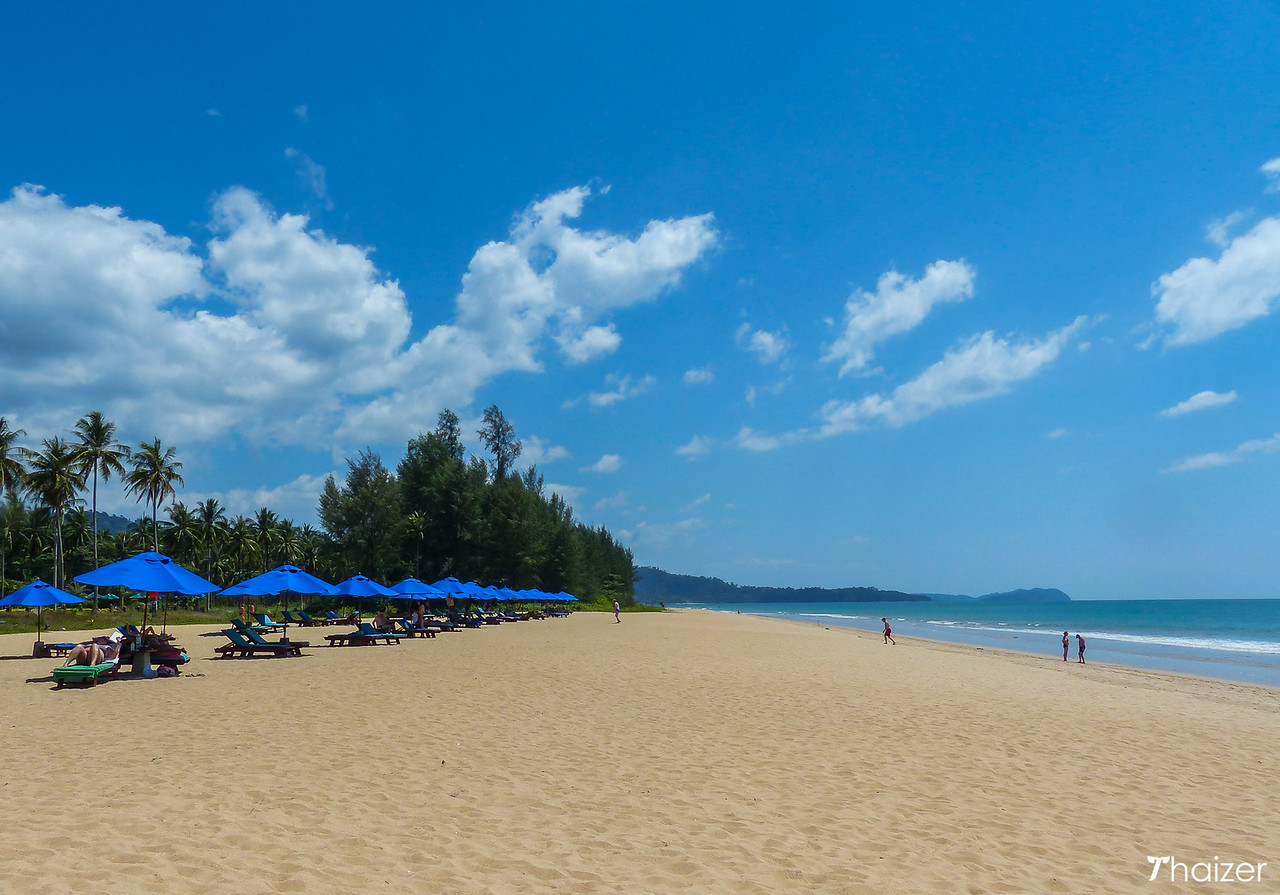 Khuk Kaak Beach, Khao Lak