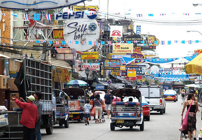 Khao Sarn Rd. Bangkok, Thailand