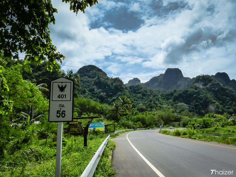 Highway 401, Khao Sok