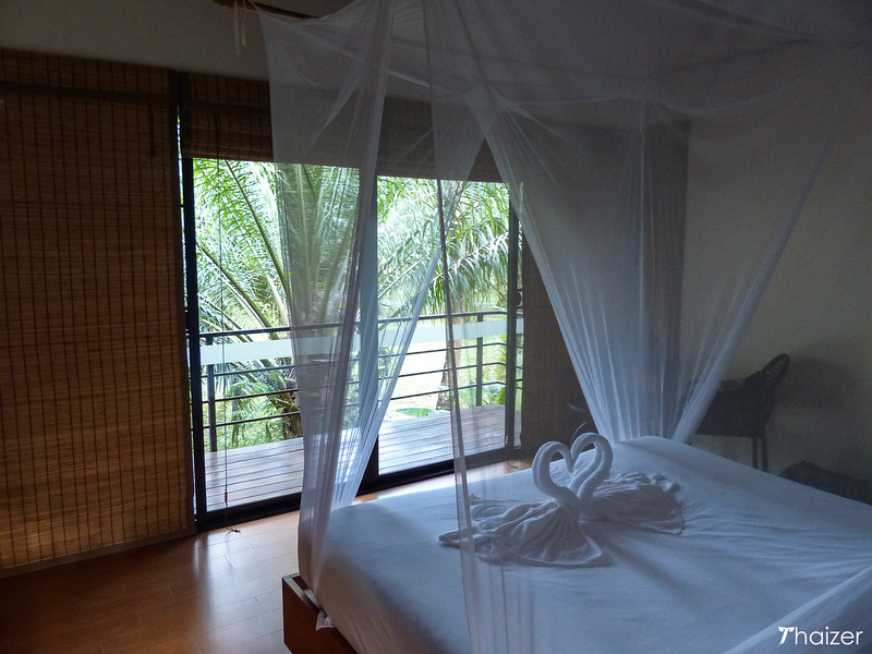bedroom at Anurak Community Lodge
