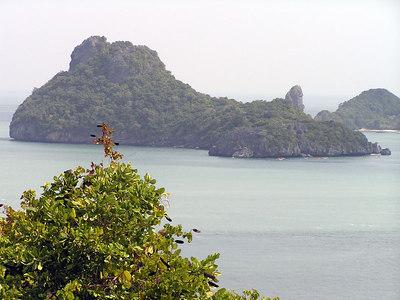 Ang Thong Marine National Park - December 2006