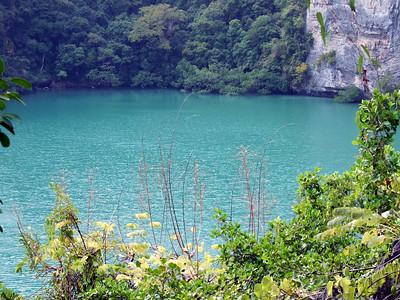 Mae Koh Island, Ang Thong Marine National Park - December 2006