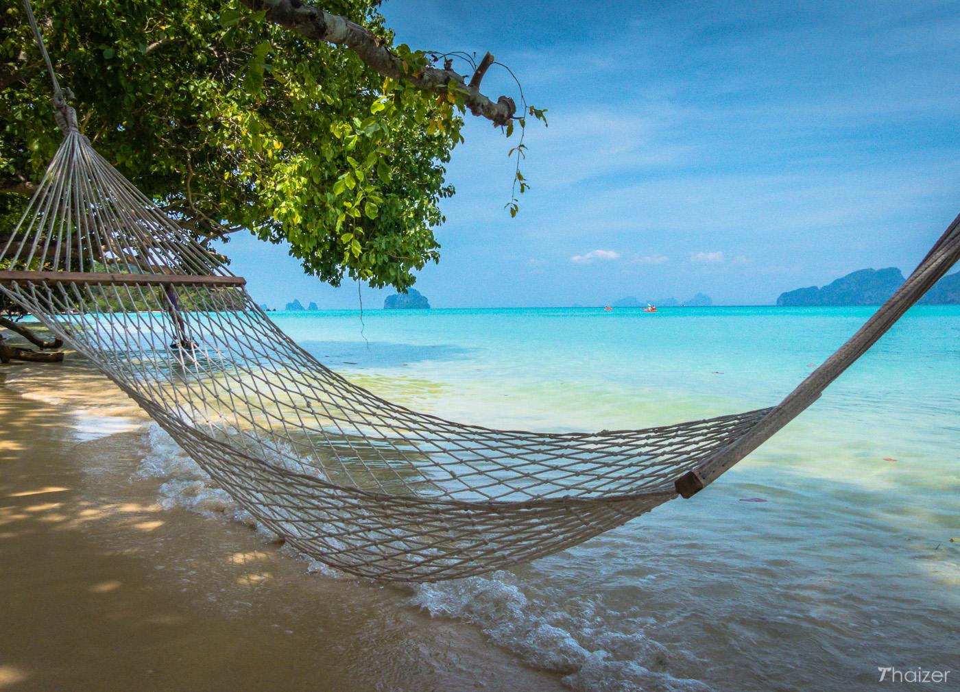 hammock on Ko Kradan