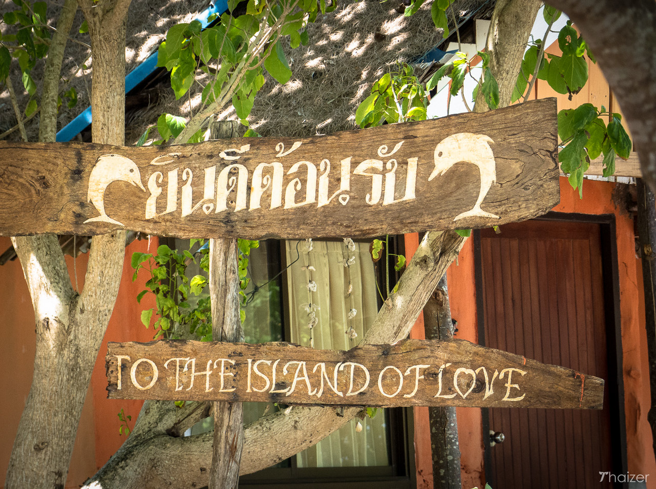 Ko Kradan the island of love