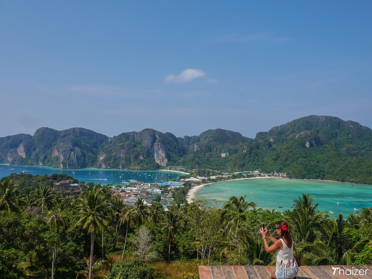 Phi Phi viewpoint 2