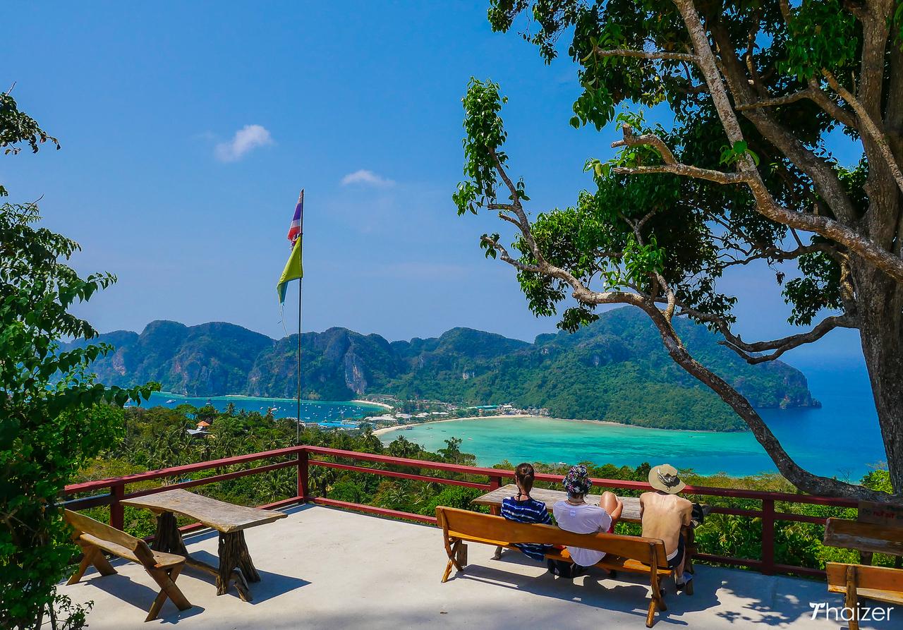 Phi Phi Islands Viewpoint