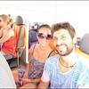 on the boat to Koh Lanta