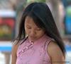 A pretty woman taken in Khorat, Thailand in December 2009