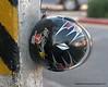 A helmet taken in Khorat, Thailand in December 2009