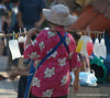 Drink seller taken in Khorat, Thailand in December 2009