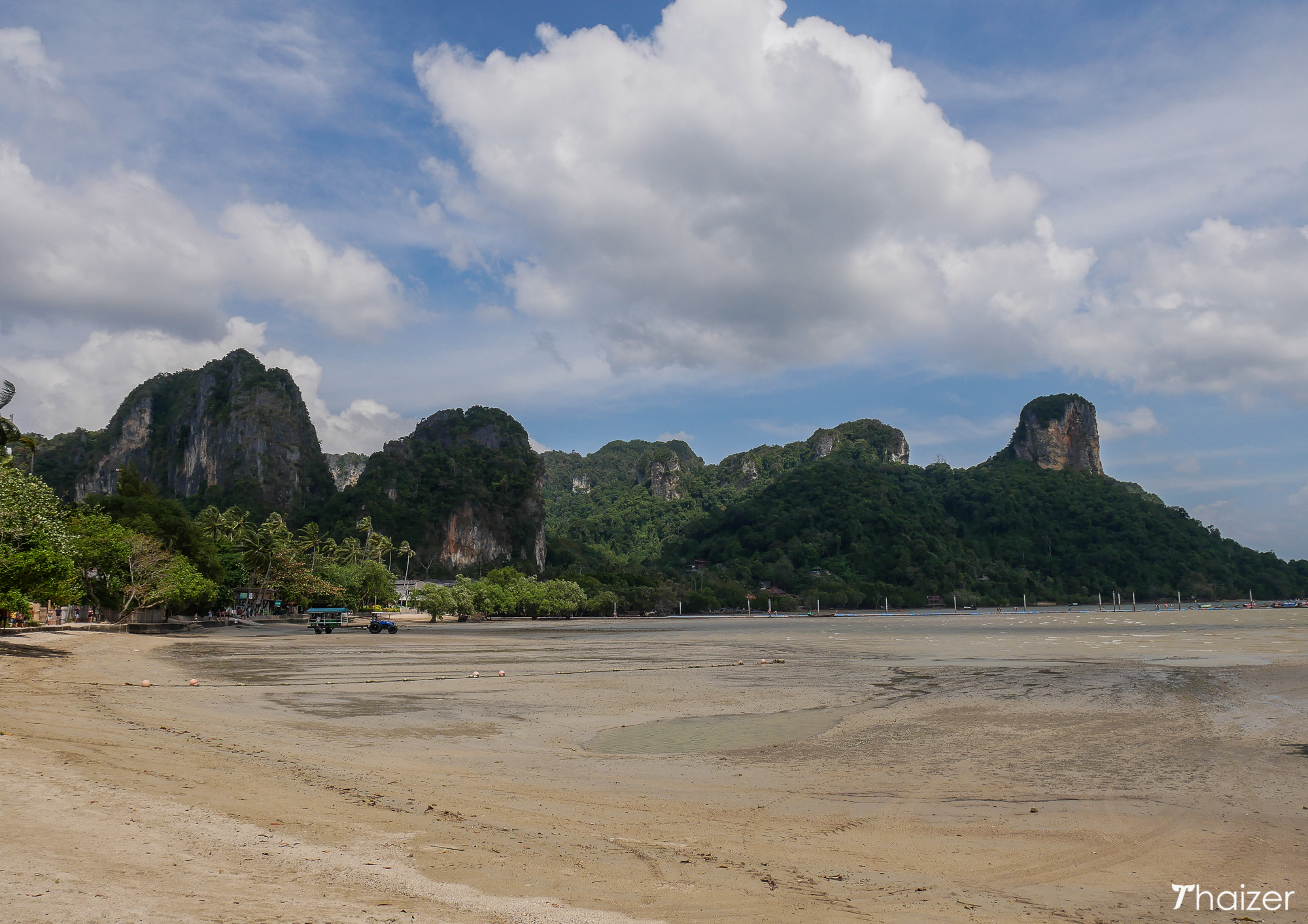 East Railay, Krabi