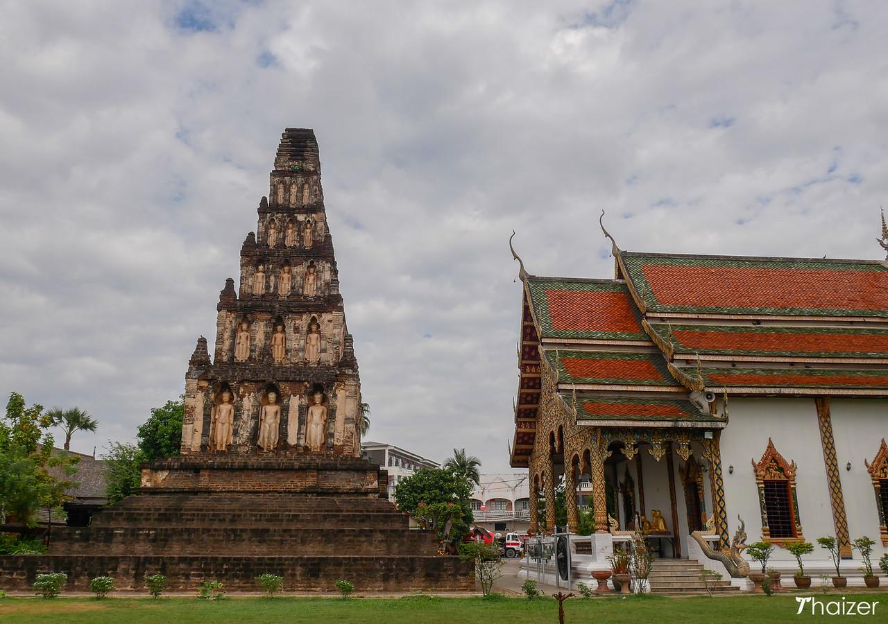 Wat Chama Thewi, Lamphun