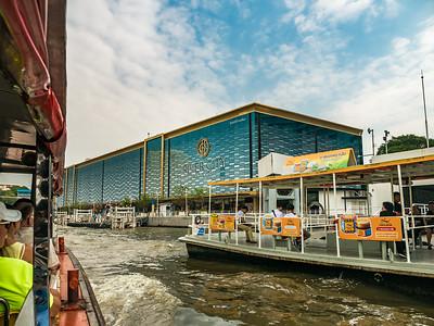 Life on the Chao Phraya River