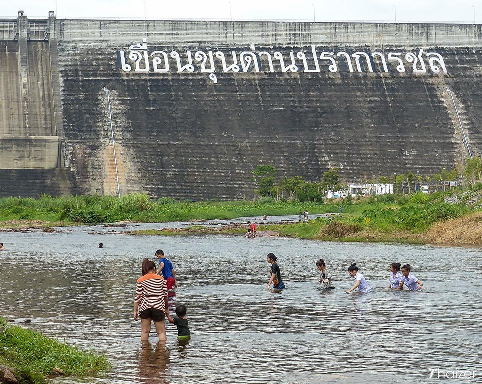 Khuean Khun Dan Prakanchon Dam, Nakhon Nayok
