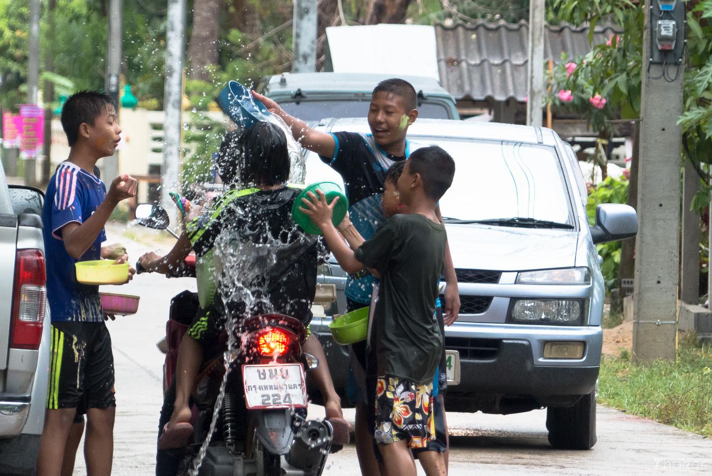 Songkran sanuk