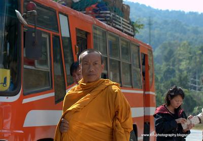 Chiang Mai to Pai - December 2009