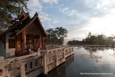 Wat Nam Hoo early in the morning - December 2009