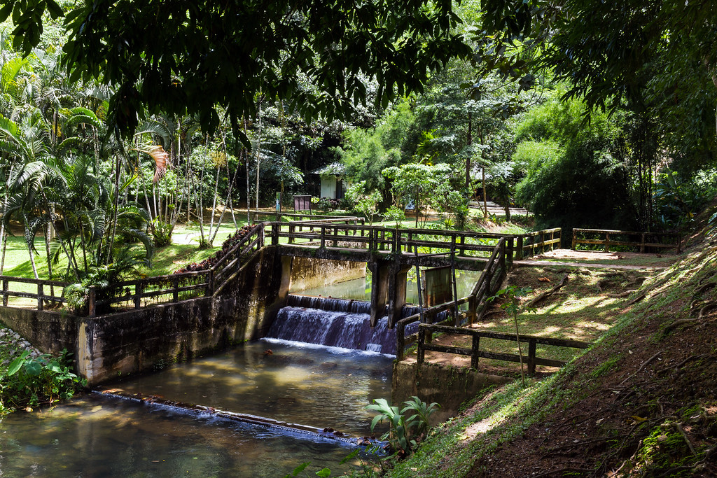 Raman Waterfall Forest Park, Phang Nga