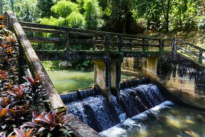 Raman Waterfall Forest Park