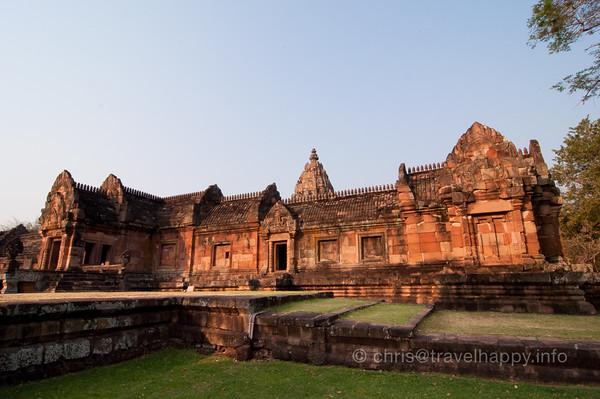 Phanom Rung Temple, Buriram, Thailand