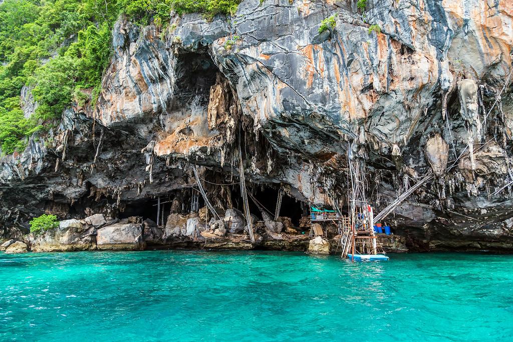 Viking Cave, Ko Phi Phi Leh