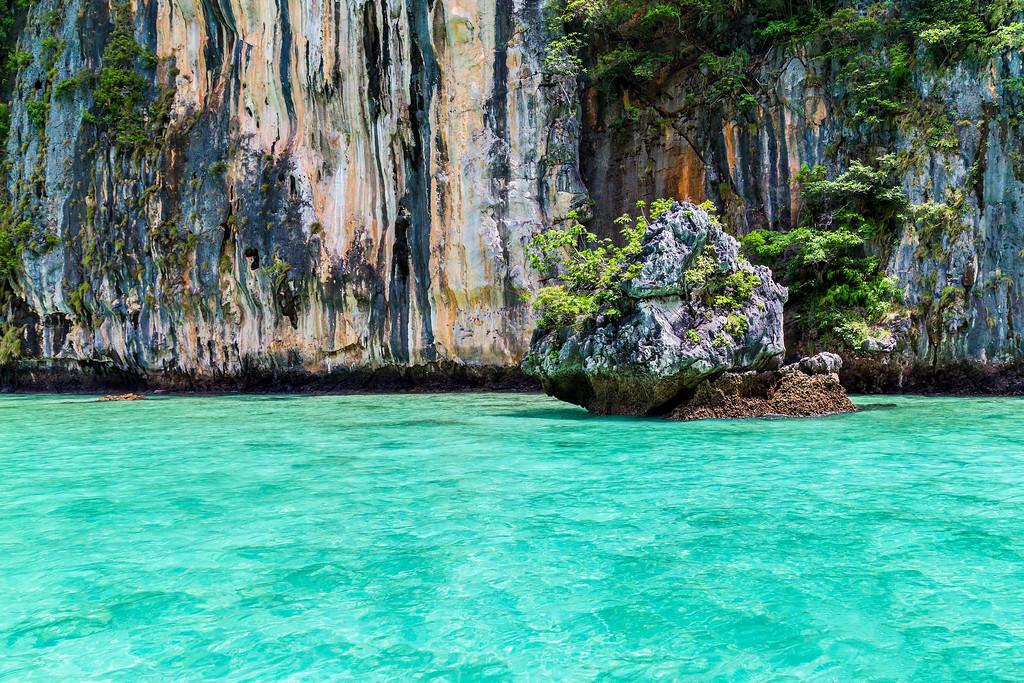 Pileh Lagoon, Ko Phi Phi Leh