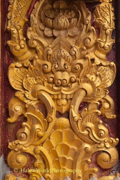 Intricate Decorative Detail