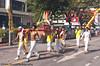 Devotees from Ban Neow Shrine Parade Through Phuket Town